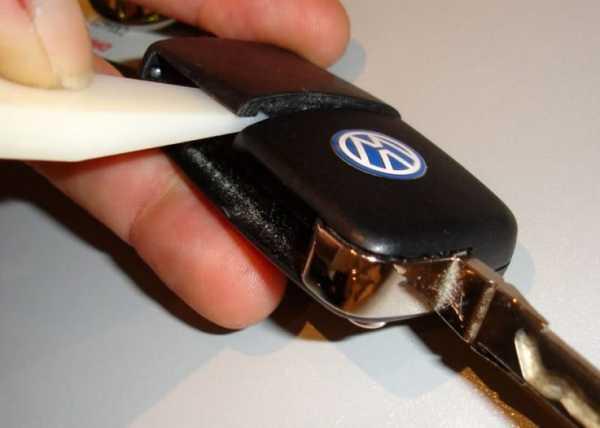 Замена батарейки в ключе Фольксваген Фото инструкция как поменять батарейку в ключе Volkswagen
